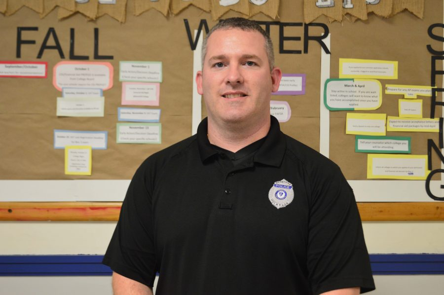 New Full Time School Resource Officer