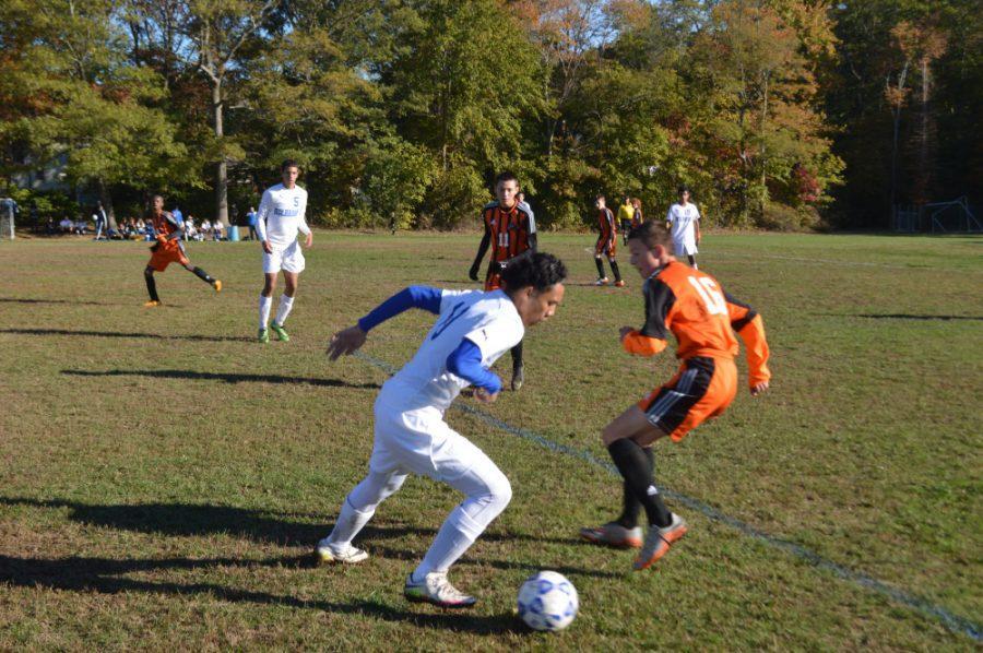 Boys+Soccer+Homecoming+Game