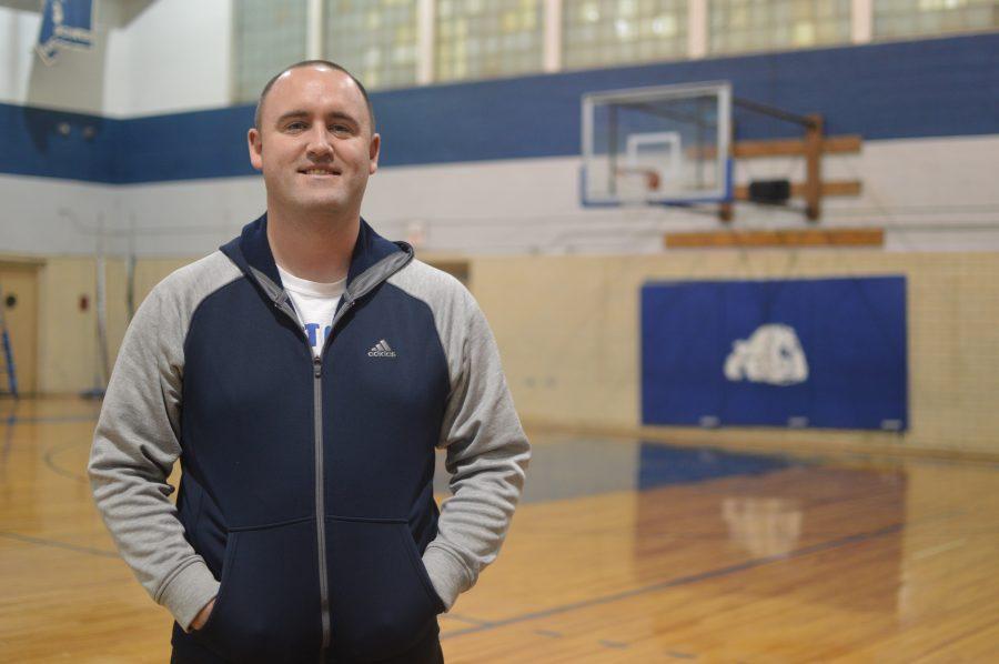 New Recruit: Mr. Brendan Case