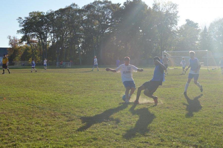 JV+Boys+Soccer+Intra+Squad+Scrimmage