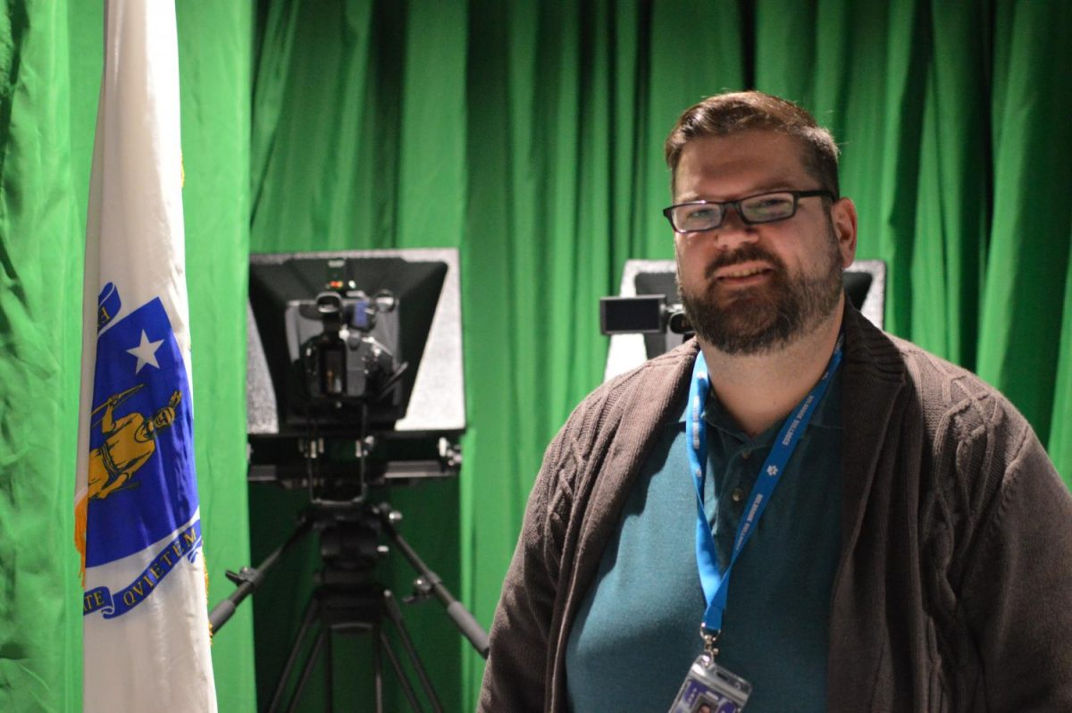 Gorman Puts New Video Studio to Good Use