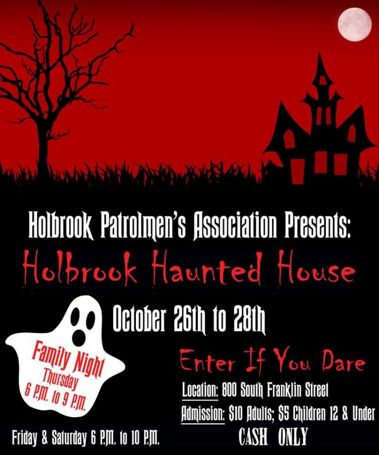 Haunted House Starts Spooking