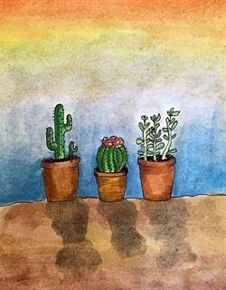 Student Artwork Recognized