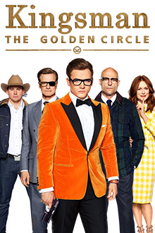Kingsman: The Golden Circle Fails as a Sequel