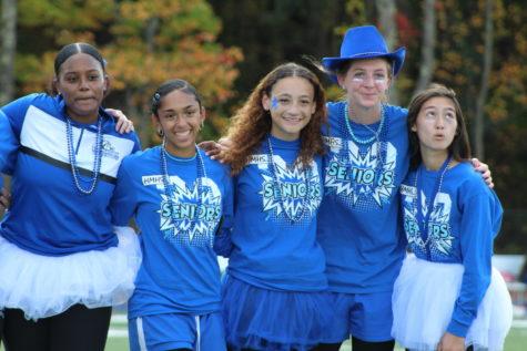 Lauryn Gedeon, Dalice Rodriguez-Viera, Tiana DoCanto, Bridget Moore, and Marissa Todd